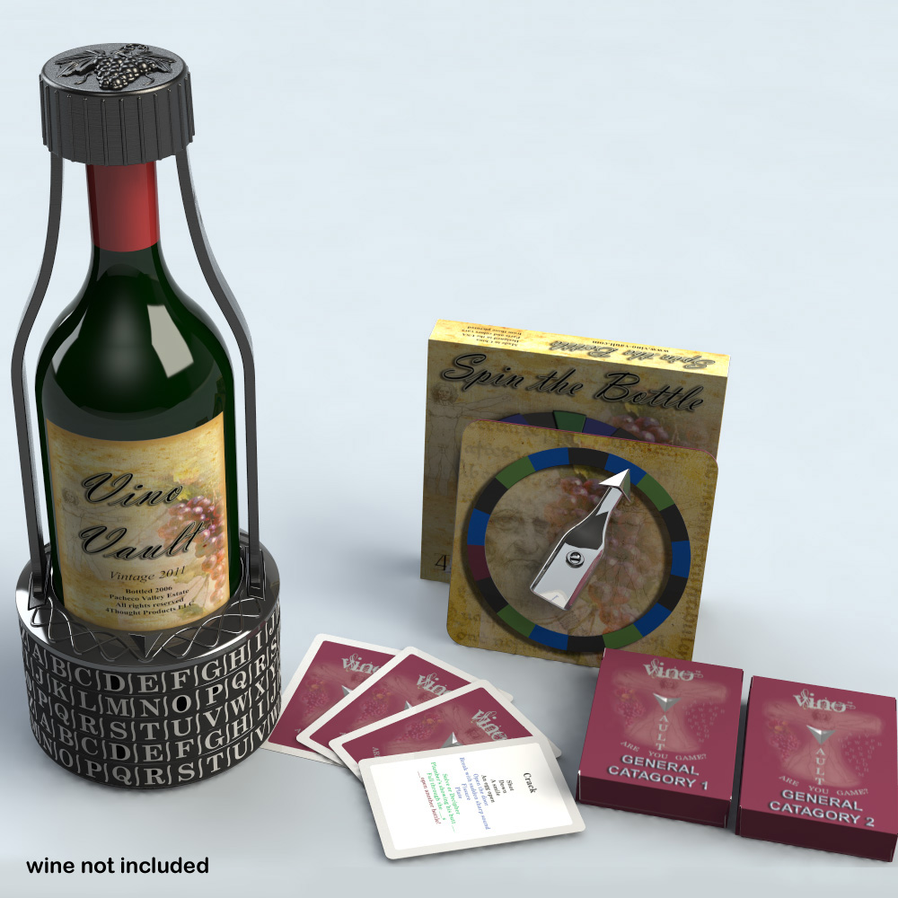 Vino Vault & Spin the Bottle